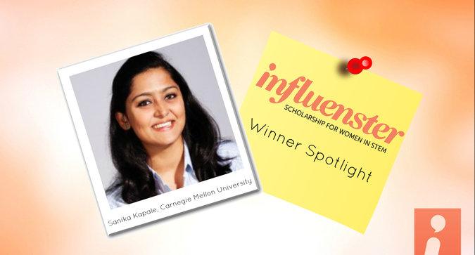 Influenster Women in STEM Scholarship Winner Spotlight: Sanika Kapale
