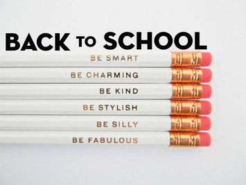 Back To School: Baby Got Back.