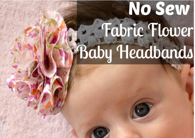 Flower Headband for your Favorite Little Ones