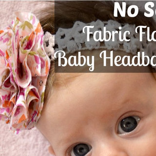 Flower Headband for your Favorite Little Ones