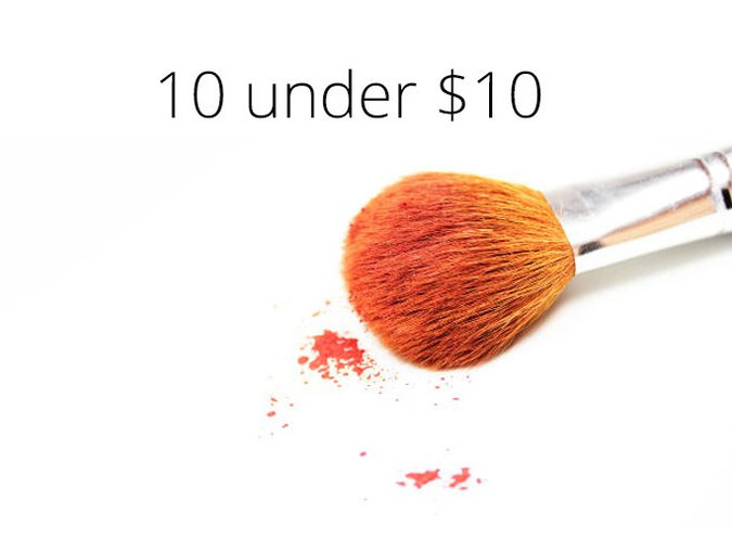 10 Amazing Beauty Products Under $10