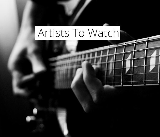 Influenster Playlist: Artists to Watch