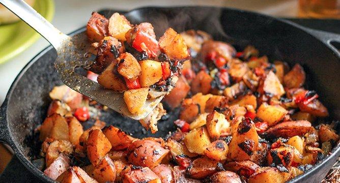 Groundbreaking Breakfast Potatoes