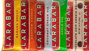 5 Energy Bars That Actually Taste Good