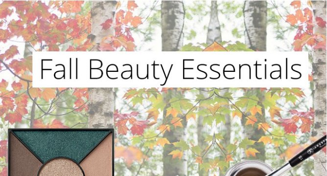 Influenster Picks: Fall Beauty Essentials