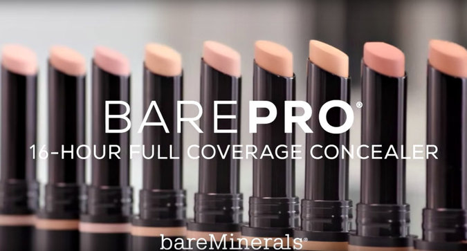 How to Use the New BAREPRO 16-Hour Concealer