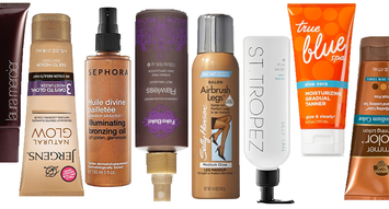 The Most Popular Self Tanners on Influenster