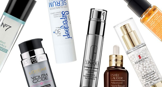 Top 10 Skin Serums on the Market Now