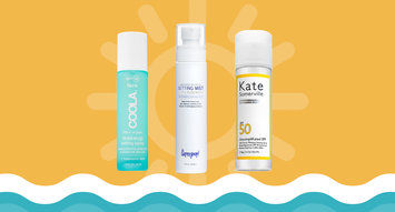 4 SPF-Infused Setting Sprays