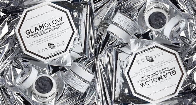 Beauty 101: Metallic Masks