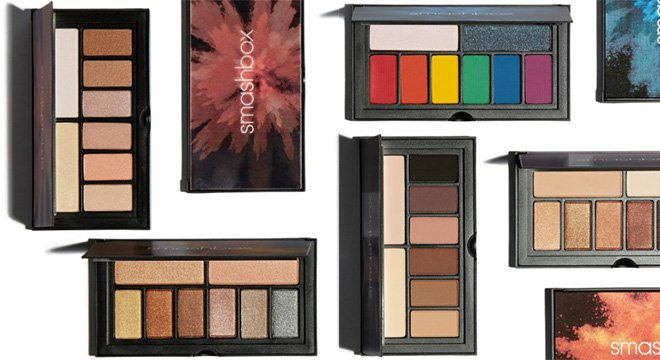 OMG Eyeshadow News! Shay Mitchell x Smashbox is Here