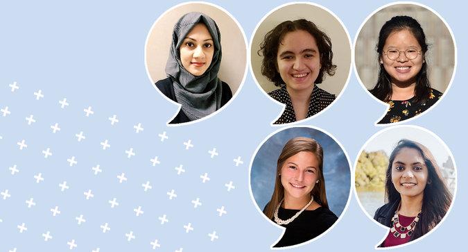 Meet Our Women in STEM Scholarship Winners