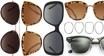 The Face Shape Guide to Sunnies