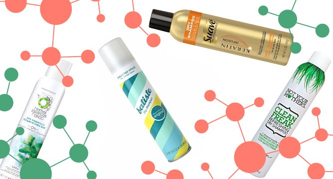 The Science Behind Dry Shampoo