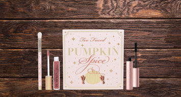 Too Faced's Latest Collection is a Pumpkin Spice Lover's Dream