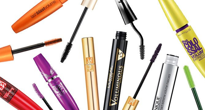 Top 10 Mascaras for Amazing Volume