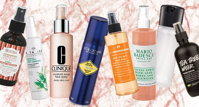 Top 10 Hydrating Facial Mists