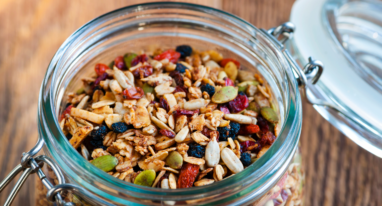 The Best Trail Mixes