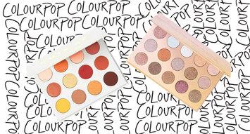 Top ColourPop Eye Shadow Palettes