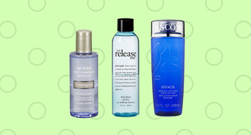 The Best Oil-Free Makeup Removers