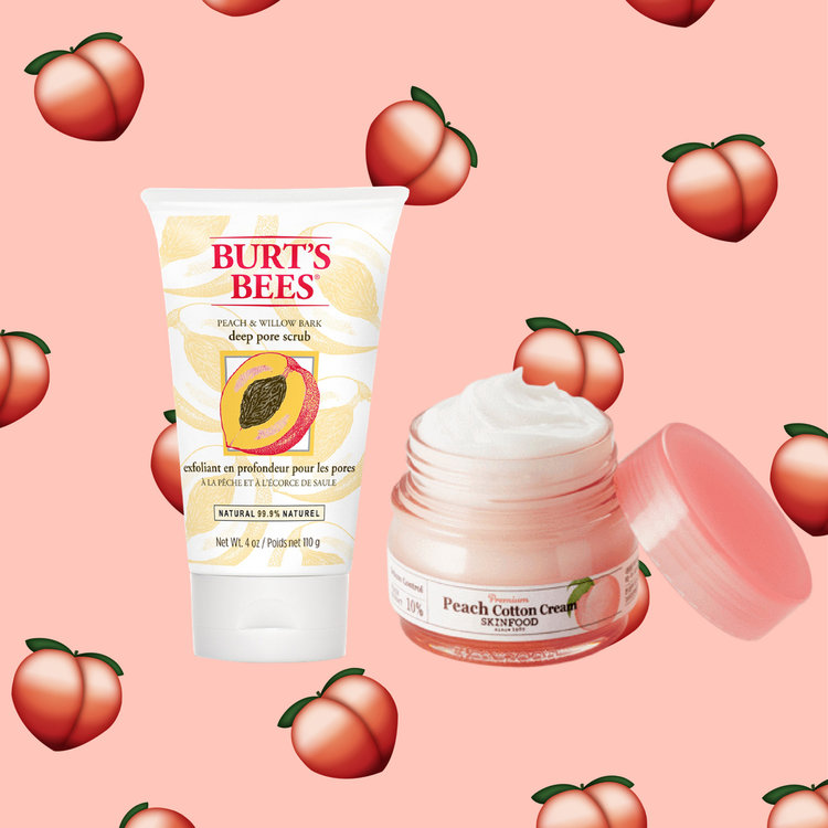 8 Peach-Inspired Beauty Products