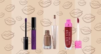 6 Liquid Lipsticks You Need For Fall