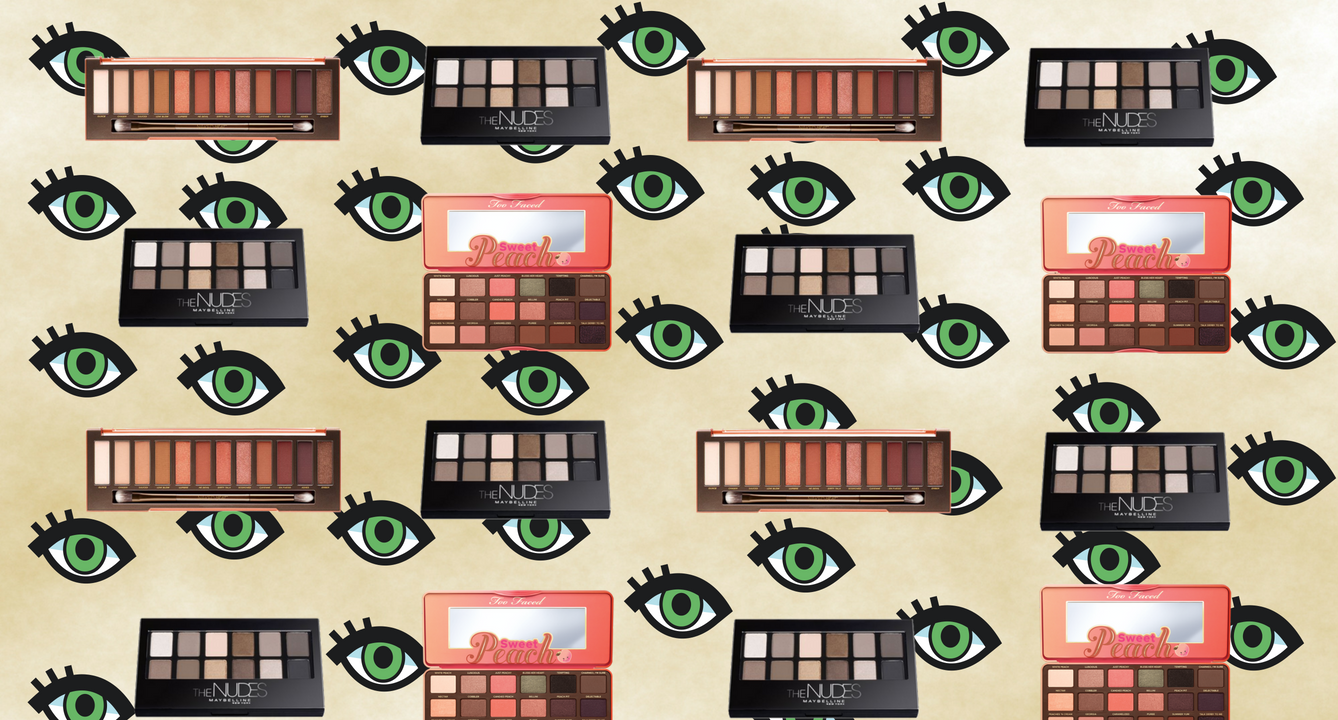 Top Eyeshadow Palettes for Green Eyes