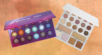 The Best BH Cosmetics Eyeshadow Palettes
