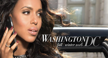 The Kerry Washington and OPI Nail Lacquer Collection is Officially Available!
