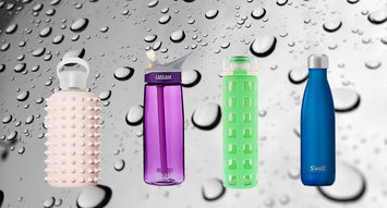 6 Cute Water Bottles That'll Motivate You to Stay Hydrated