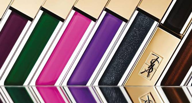 INCOMING! YSL Mascara Vinyl Couture