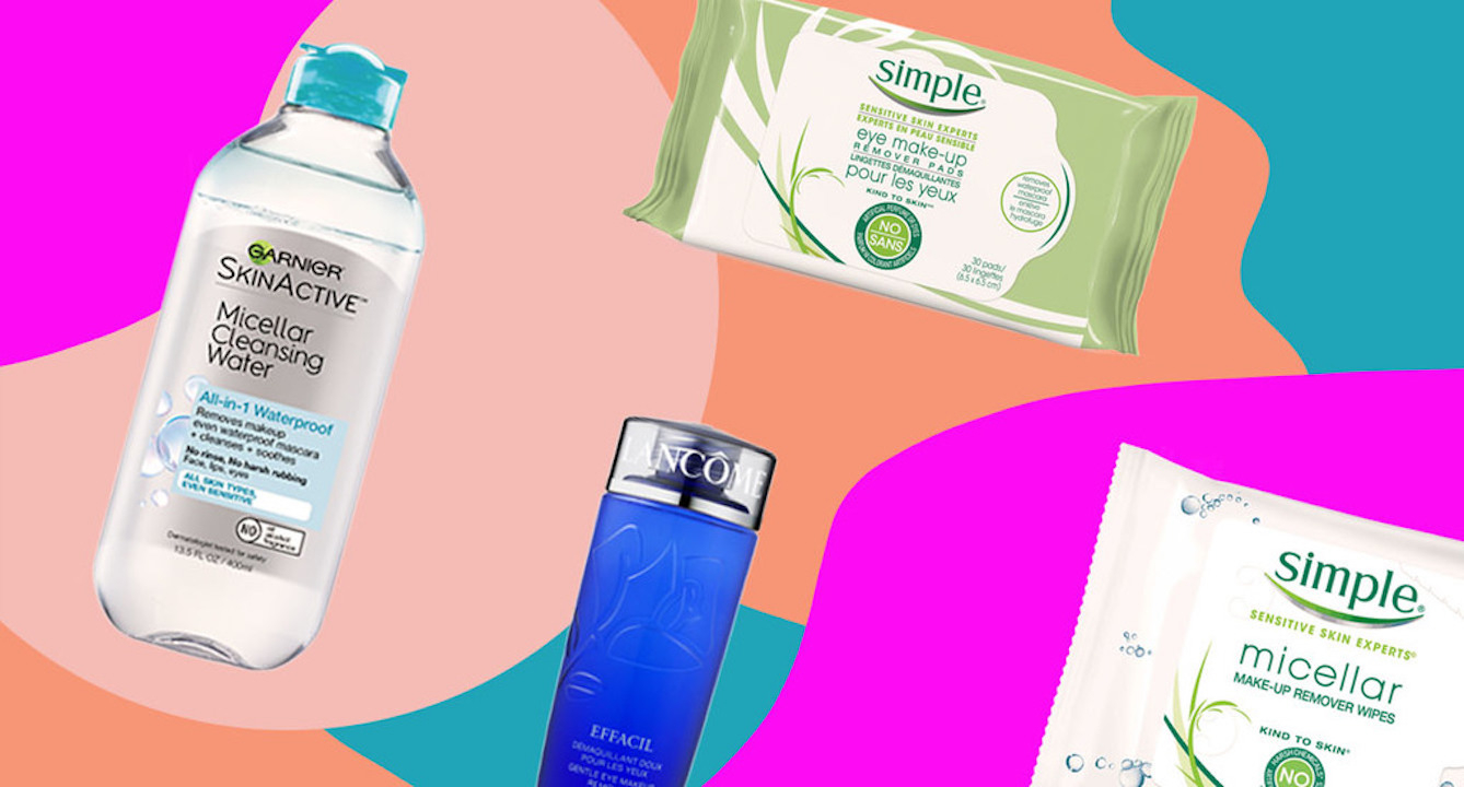 Influensters' Favourite Makeup Removers on Influenster: 220K Reviews