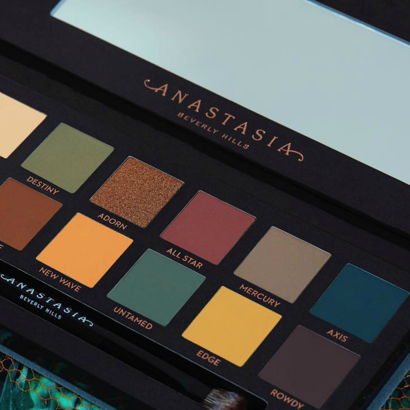 See the New Anastasia Palette in All it's Glory