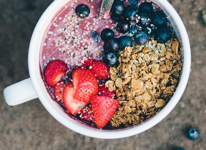 Superfood Recipe: Acai Bowl