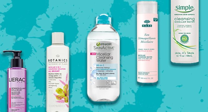 Beauty 101: Micellar Water