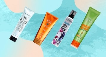 Hair Products Perfect For Anyone Who Air Dries Their Hair