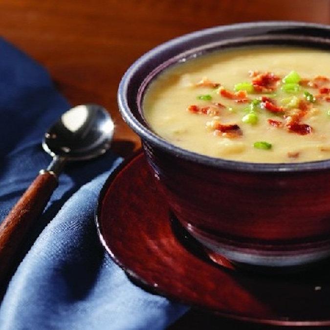 Ale & Cheddar Soup