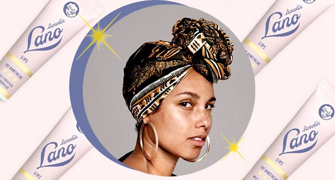 Famous Fans: Alicia Keys' No-Makeup Skin Saver