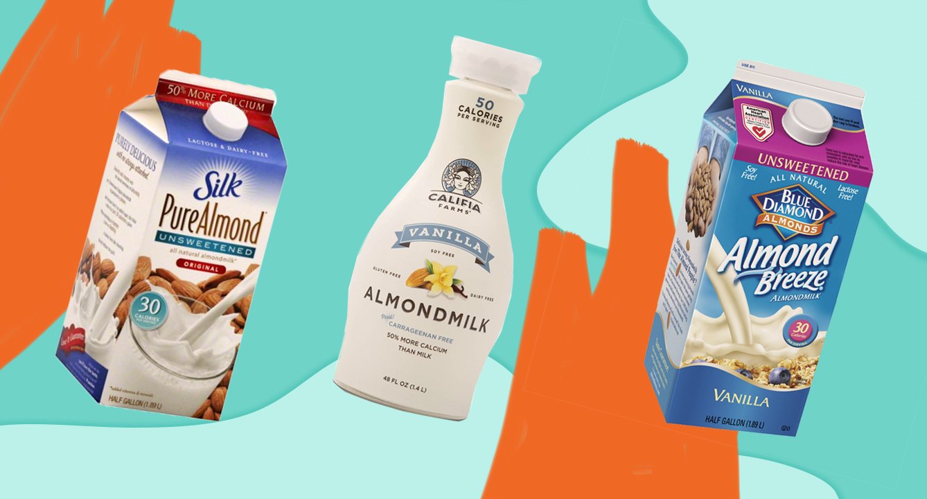 Top Rated Carrageenan Free Almond Milks