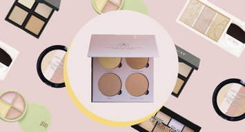 The Best Dupes for Anastasia Beverly Hills Glow Kit in That Glow