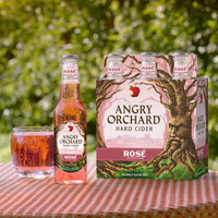 Hard Cider Gets the Rosé Treatment