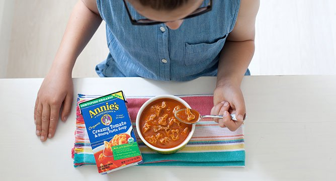 Exclusive Sneak Peek: Brand New Organic Soups from Annie's Homegrown!