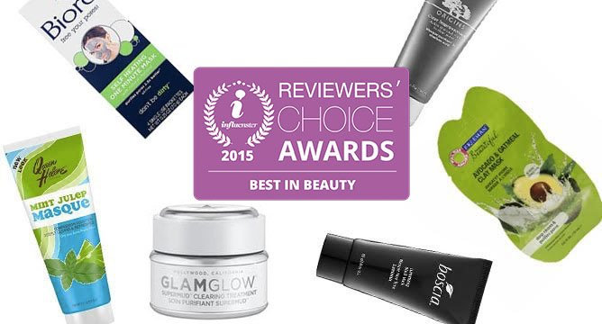 The 2015 Influenster Reviewers' Choice Awards: Best At-Home Facial Mask