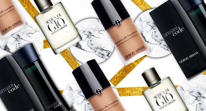 These 3 Giorgio Armani Products are the Most Talked About