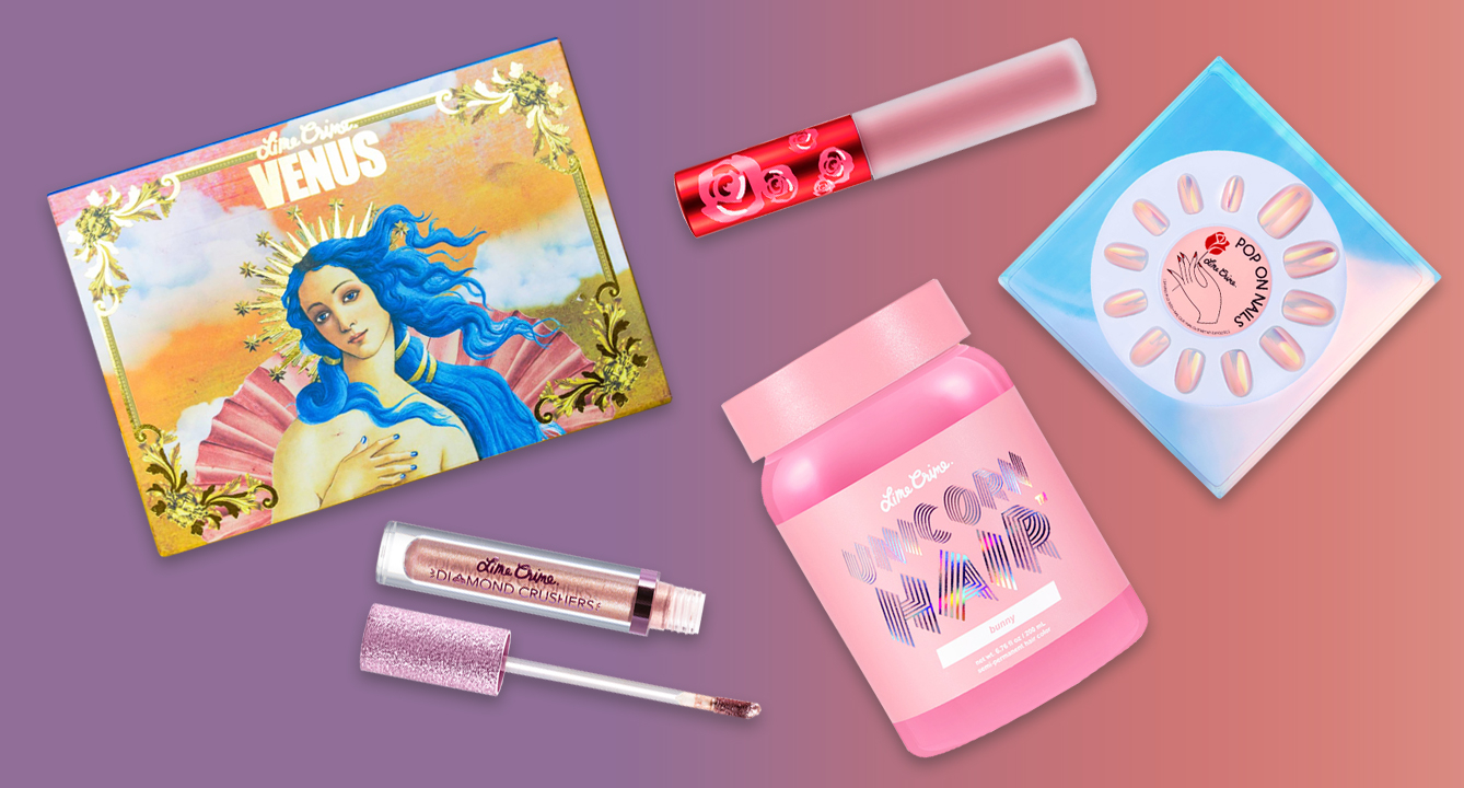 The Top Rated Lime Crime Products