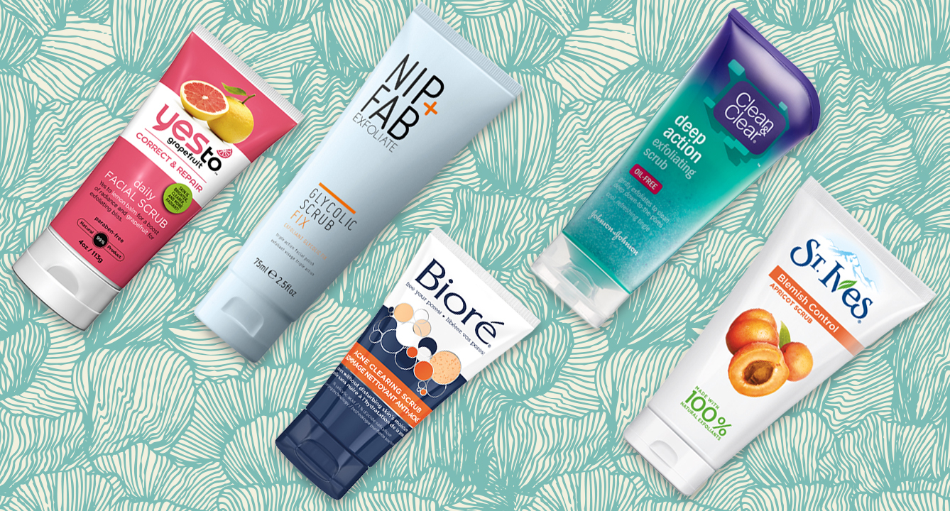 The Best High Street Facial Exfoliators: 23K Reviews