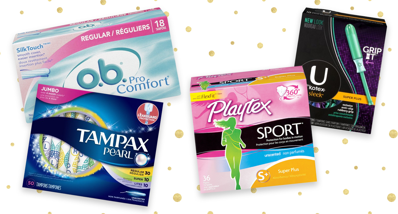 The Best Tampons