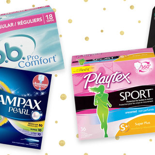 The Best Tampons: 37K Reviews