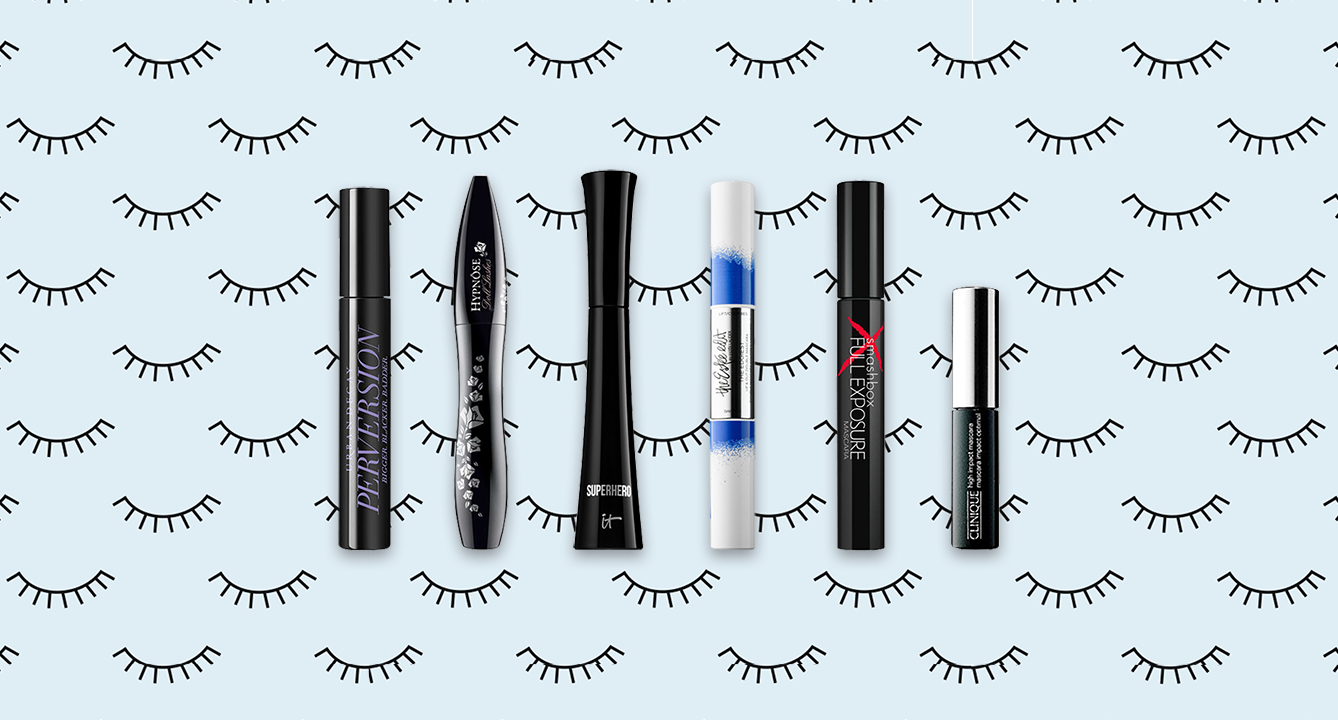 Top High End Volumizing Mascaras