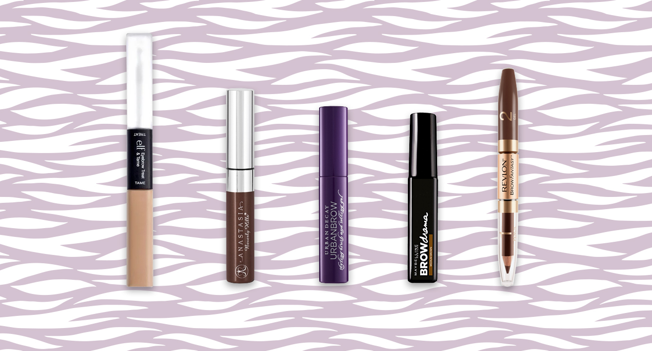 The Top Brow Gels for Perfect Brows